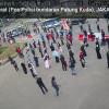 Dijaga Ribuan Aparat, Demo Hari Buruh Dilarang Longmarch
