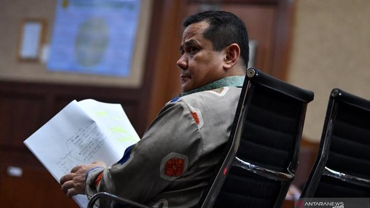 Saksi Ungkap Tommy Sumardi Terima Uang 6 Kali dari Djoko Tjandra, Total Rp8,5 M