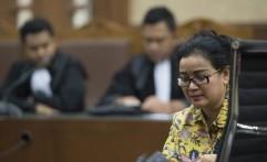Lanjutan Sidang Kasus E-KTP, Miryam S Haryani Dituntut 8 Tahun Penjara