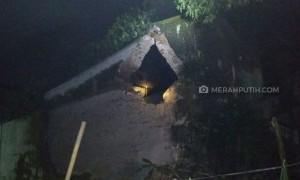 Tembok Keraton Kasunanan Solo Ambruk