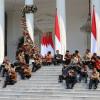 Pengamat Nilai Jokowi Bentuk Kabinetnya Saat Ini untuk Bersihkan Kelompok Ekstremis