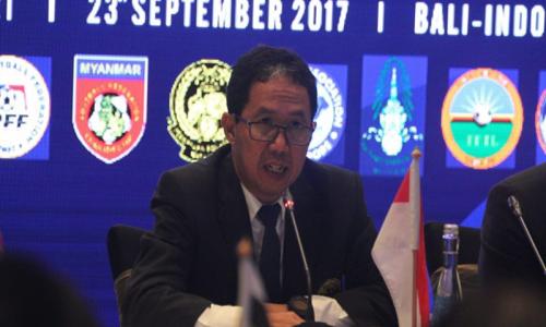 Satgas Anti Mafia Bola Tetapkan Joko Driyono Tersangka Pengaturan Skor