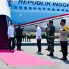 Jokowi Pantau Penanganan Dampak Bencana Siklon Seroja di NTT