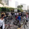 Tips Agar Pesepeda Tak Jadi Korban Kejahatan Jalanan