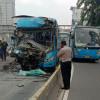 Polisi Lakukan 'Traffic Accident Analysis' Terkait Kecelakaan Transjakarta