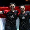 Ibu Kota RI Pindah ke Kaltim, Begini Reaksi Juara Dunia BWF 2019