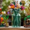 Buket Bunga dan Tanaman Bonsai Abadi dari Lego