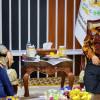 Temui Ketua DPD, Gubernur Sultra Dukung RUU Daerah Kepulauan
