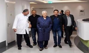 Delapan Hari Dirawat, Presiden Mahmoud Abbas Belum Diperbolehkan Pulang
