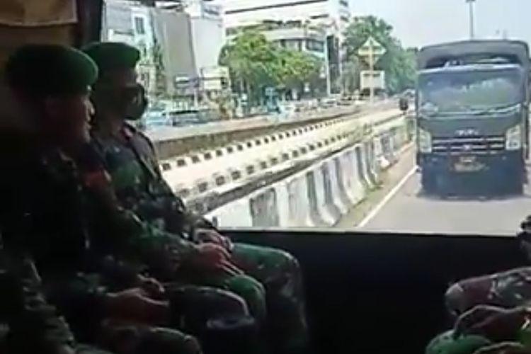 Anggota TNI Sebut 'Kami Bersama Riziq Shibab' Dibui 14 Hari