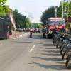 Jelang Demo BEM SI, Gedung KPK Dijaga Ketat Polisi