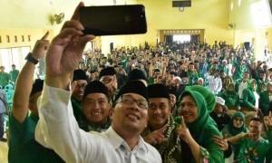 Ridwan Kamil Ajak Kader PPP Tasikmalaya Menangkan Pasangan RINDU