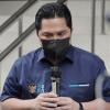 Erick Pecat Direksi Kimia Farma Diagnostika Terkait Kasus Alat Rapid Test Bekas