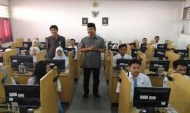 Siswa SMK Jatim di Pulau Tepencil Bisa Rasakan UNBK