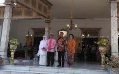 Sultan Malaysia dan Sultan Hamengku Buwono X Bertemu di Keraton Yogyakarta
