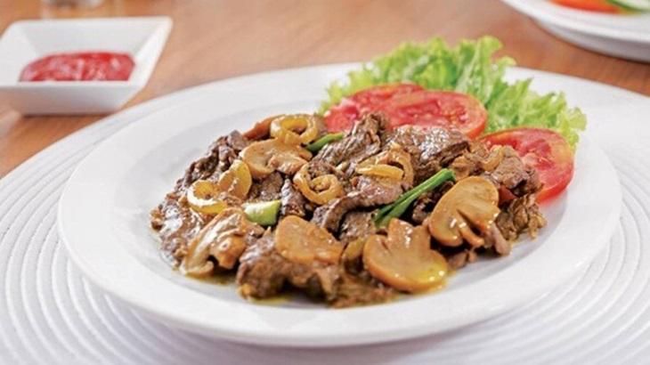 Resep Tumis Daging Sapi Jamur, Sajian Istimewa untuk Keluarga