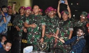 Ribuan TNI Siaga Hadapi Potensi Rusuh Demo Mahasiswa di DPR dan Monas