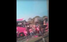 Kecelakaan Beruntun di Tol Tangerang-Merak, Satu Orang Tewas