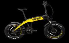 Ducati Rilis Sepeda Lipat Listrik