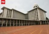 Menggelar Pameran Sejarah, Masjid Istiqlal Rayakan Milad Ke-39.