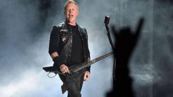 James Hetfield: Banyak Materi Baru untuk Metallica selama Karantina