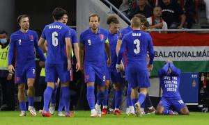 Hasil Pertandingan Kualifikasi Piala Dunia 2022: Inggris Menang, Spanyol Kalah