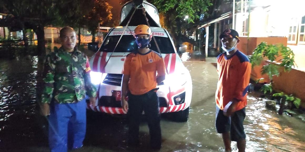 Awal Februari, Puluhan Bencana Alam Terjadi di Indonesia Mayoritas Banjir