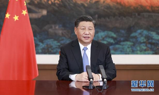 Presiden Tiongkol Xi JinPing. (Foto: news.cn)