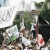 Besok, Ormas Islam Geruduk Istana Tolak UU Cipta Kerja