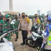 Antisipasi Demo UU Ciptaker, TNI-Polri Patroli Besar-besaran Keliling Jakarta