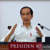 [HOAKS atau FAKTA]: Mengundurkan Diri, Jokowi Pamit ke Menteri di Istana Negara