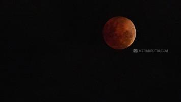 6 Fakta Menarik Ini Mengiringi Gerhana Bulan Total Nanti Malam