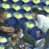 Momen Cristiano Ronaldo Ditegur tak Pakai Masker