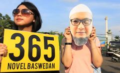 Ini Harapan Pimpinan KPK di Satu Tahun Kasus Teror Novel Baswedan
