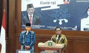 Bima Arya Positif Corona, Tito Pastikan Pelayanan Kota Bogor Berjalan Normal
