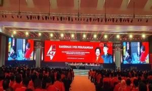 PDIP Lahirkan 9 Rekomendasi Hasil Rakernas I di Jakarta