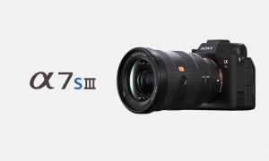 Resmi Dirilis, Sony A7S Mark III Mampu Rekam Video Hingga 4K 120 FPS