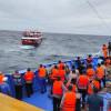 Ratusan Orang Diselamatkan di Perairan Kepulauan Sula