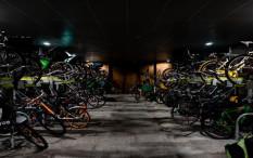Den Haag Punya Garasi Besar untuk Sepeda