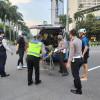 Dirawat di Singapura, Pesepeda yang Ditabrak Mobil di Bundaran HI Kondisinya Membaik
