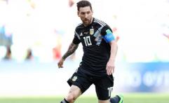 Messi Punya Istri yang Bikin Kangen Terus