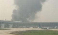 Kebakaran Sekitar Bandara Soetta, Tak Ada Korban Jiwa
