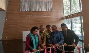 Ketua KPK Agus Rahardjo Resmikan Gedung Pusat Edukasi Antikorupsi