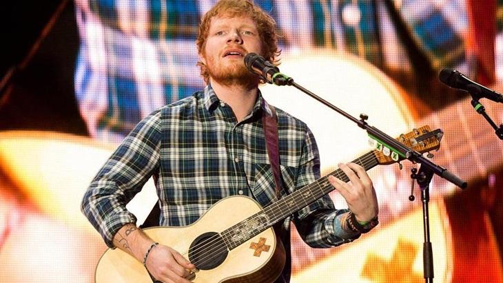 Karena Kecelakaan, Konser Ed Sheeran di Jakarta Batal