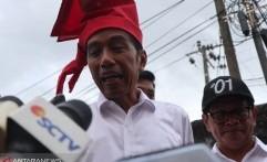Jokowi Tegaskan Pemberantasan Korupsi Tidak Pandang Bulu