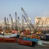 Geledah Pelabuhan Beirut, Militer Lebanon Temukan 1,32 Ton Kembang Api