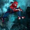 Action Figure Spider-Man Kece dari Sideshow dan PCS Collectibles