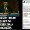 [HOAKS atau FAKTA]: Pemerintah Resmi Perbolehkan PKI Hidup Kembali di Indonesia