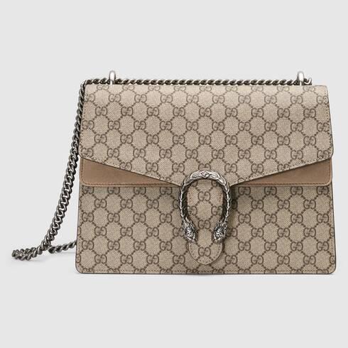 Dionysus medium GG shoulder bag. (Foto: Gucci)