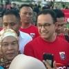 Kick Off Anies Baswedan di Jakarta International Stadium